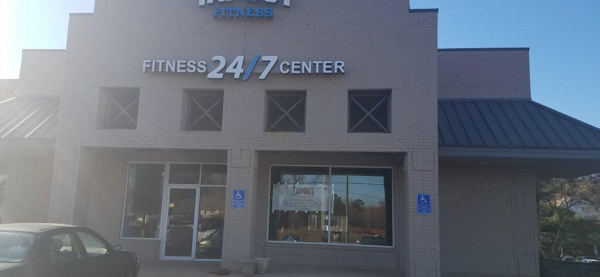 Tapout Fitness Woodstock Location Picture